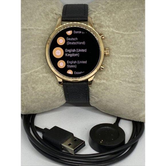 Michael Kors Gen 4 Gold Smart Watch MKT5054 PD635